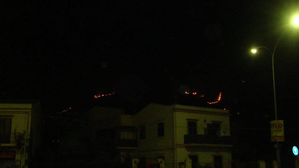 Incendio Conigliera
