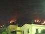 Incendi a Palermo: tutte le foto