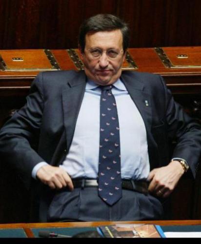 Gianfranco Fini, il traditore