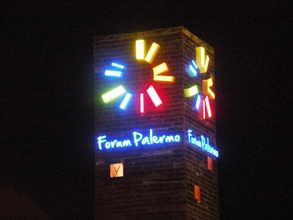 "Un pomeriggio al ""Forum Palermo"""