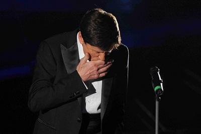 Gianni Bella, dopo l'ictus, il ricordo a Sanremo