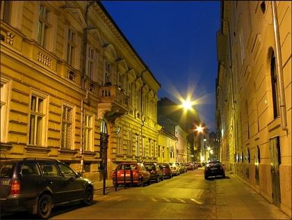 La città di notte