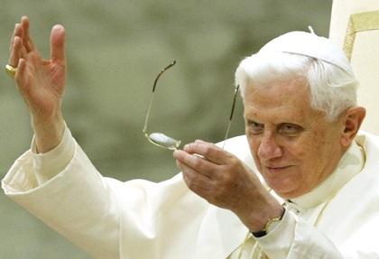 Il Papa sarà ospite in TV