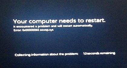 Windows 8 avrà una nuova schermata di segnalazione errori