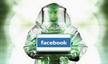 Facebook, pericolo per il nuovo virus che tagga le foto