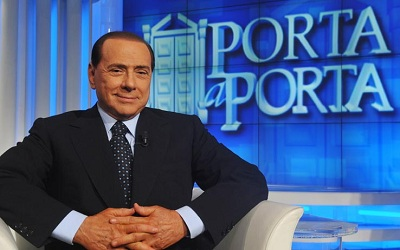 Berlusconi a tutto campo da Bruno Vespa