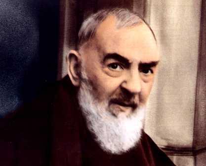 Le Reliquie di Padre Pio a Balestrate (PA) il 25 Maggio
