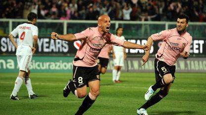 Il Palermo in finale di Coppa Italia dopo 32 anni