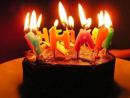 Il compleanno del Giomba: e sono 24!