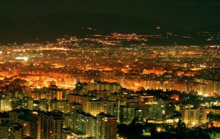 Palermo, la notte e i primi amori