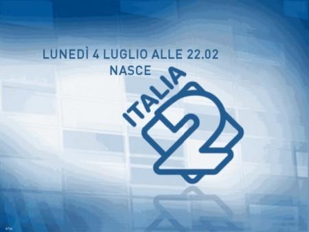 """Digitale Terrestre, parte oggi """"Italia 2"""""""