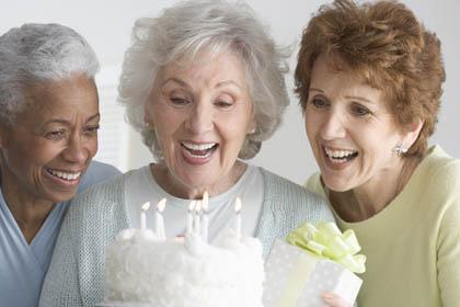 L'età dei nonni? Trentamila anni!