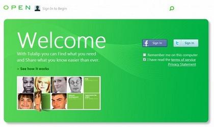 Microsoft mette online per errore il suo Social Network