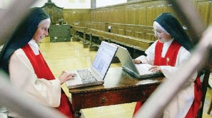 Internet al servizio delle Vocazioni: l'idea di Suor Elvira