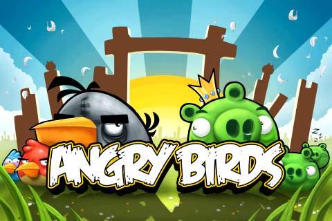 """Angry Birds """"tricolore""""? Esiste realmente!"""