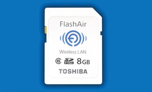 Tecnologia, arrivano le Schede SD dotate di Wireless