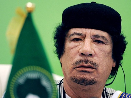 """La morte di Gheddafi e la """"spettacolarizzazione"""" inutile"""