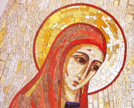 Palermo, tolto il quadro della Madonna. Scattano le proteste