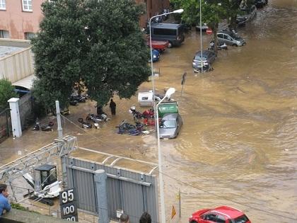 Morire di alluvione. Nel 2011.