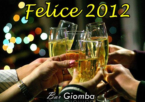 Buon 2012 dal Bar Giomba