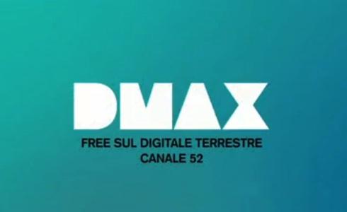 Digitale Terrestre, arriva DMax, il canale per veri uomini!