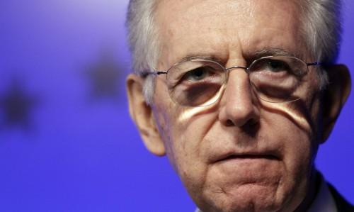 Mario Monti ha accettato con riserva di formare il Governo