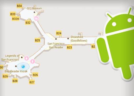 Google lancia le mappe degli edifici pubblici