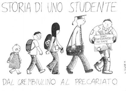 """Italia, il popolo dei """"senza lavoro"""": due milioni di persone"""