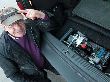 Auto, inventato un sistema per risparmiare carburante