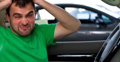 Le 8:38 del mattino: l'ora più pericolosa per chi va in auto