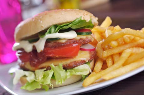"I ""Fast Food""? Favoriscono la depressione!"
