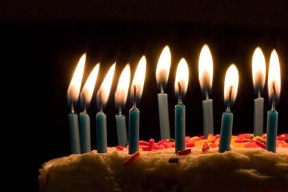 Il compleanno del Giomba: e sono 25!