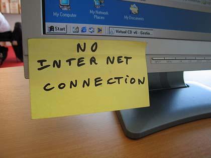 Resti senza Internet? Devi essere risarcito!