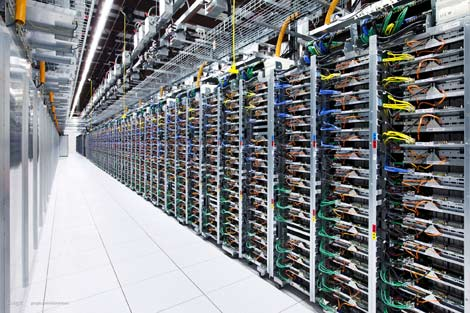 "Google, via alle ""visite virtuali"" dei datacenter"