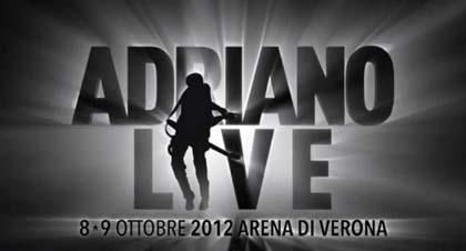 Torna Adriano ed è già evento… Ma non è più lui!