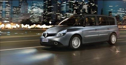 Auto, ritorna in scena la Renault Espace