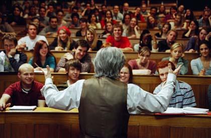 Università, registrare le lezioni non è reato