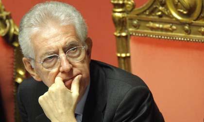 Ultim'ora: Mario Monti si è dimesso