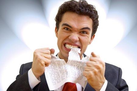 Sfogare la rabbia fa bene alla salute!