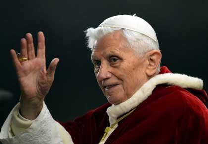 A proposito delle dimissioni di Benedetto XVI…