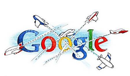 Google, al via la possibilità di cercare voli