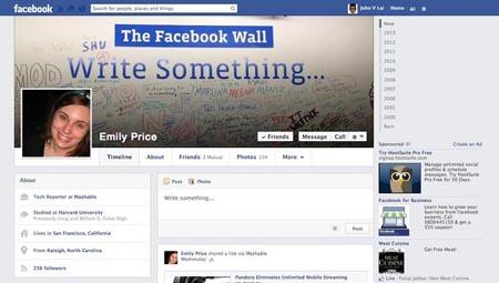 Facebook, al via la possibilità di provare la nuova versione