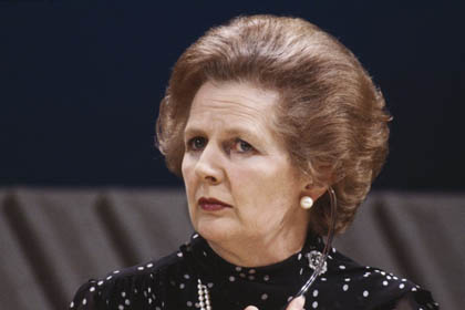 Ultim'ora: è morta Margaret Thatcher