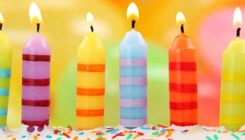 Il compleanno del Giomba: e sono 26!