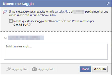 Facebook, le novità di giugno: arrivano le mail a pagamento
