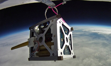 Tecnologia, lo Smartphone diventa un satellite