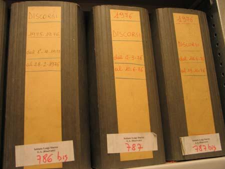 Tecnologia, l'Archivio Andreotti sarà digitalizzato