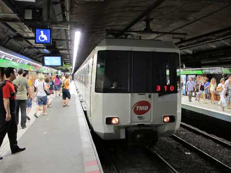 Spagna, arriva la metropolitana intelligente
