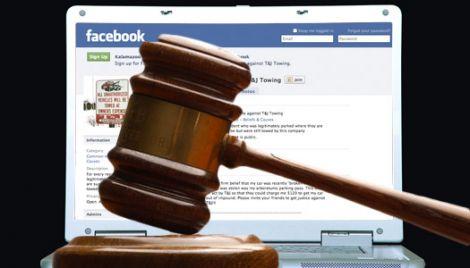 Facebook, i gestori di pagine responsabili per gli utenti