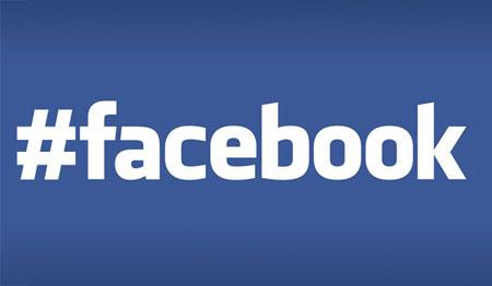 """Facebook, al via gli """"Hashtag"""""""